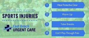 Sports injury Norfolk VA