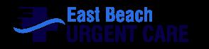 east beach urgent logo