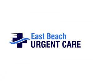 east beach urgent care logo