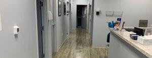 East Beach Urgent Care rooms