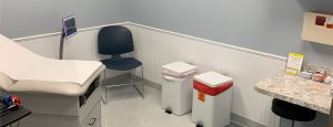 urgent care office